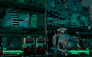 Nuka Cola Shop exterior