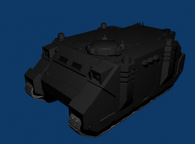Warhammer 40K Vehicles of the Imperium - MESHES ONLY-