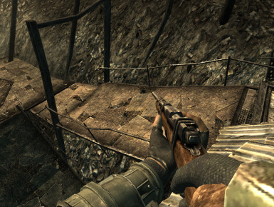 Clean Hunting Rifle Retexture at Fallout3 Nexus - mods and community