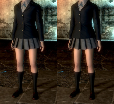 school uniforms for type3 at fallout3 nexus mods and community