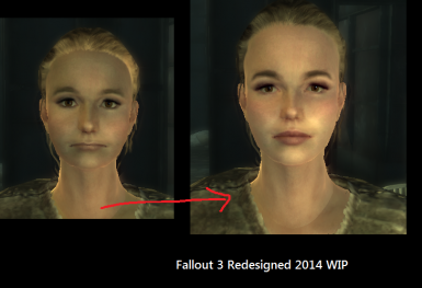 Fallout 3 Redesigned 2014 Edition WIP