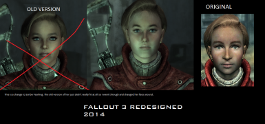 Fallout 3 Redesigned Formerly Project Beauty Hd At