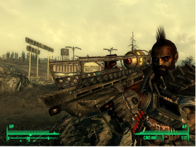 Fallout 3 Redesigned - Formerly Known as Project Beauty