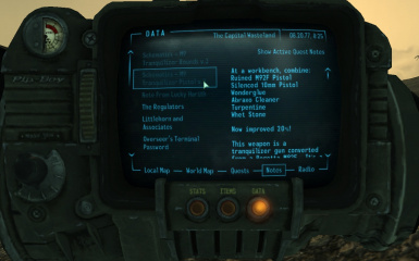 M9 Tranquilizer Pistol at Fallout3 Nexus - mods and community