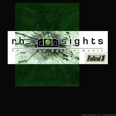 RH IronSights for FO3
