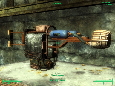Cryo Weapons at Fallout3 Nexus - mods and community