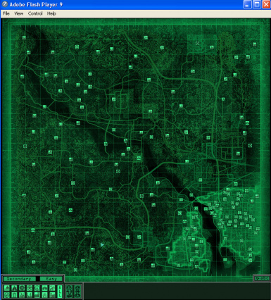 Fallout 3 Flash Map at Fallout3 Nexus - mods and community