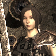 A Beautiful Female Player Character - Vaill