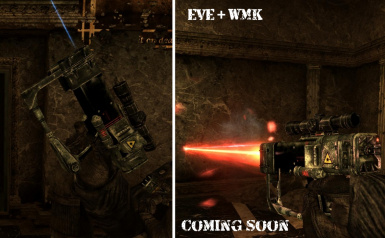 WMK and EVE coming soon
