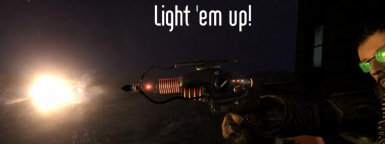 Light em up firefly