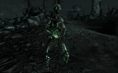 Feral Phase Ghoul