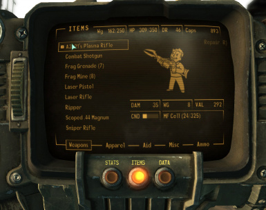 pipboy rifle