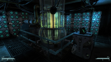 DLC 6-55 Reactor Room