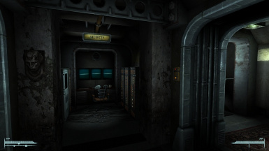 DLC 6-55 Security Room