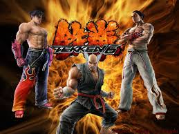 Tekken 6 All song mod