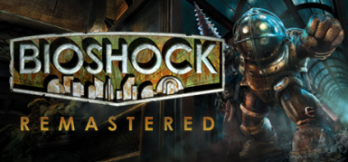 BioShock Remastered - GUI Fixes Pack