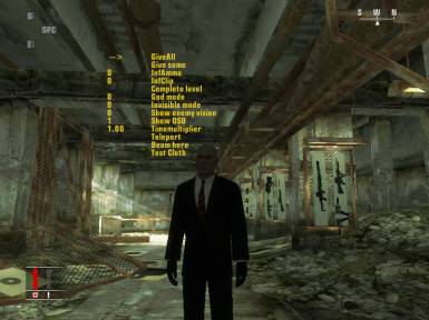 Cheat Enabler for Hitman Blood Money