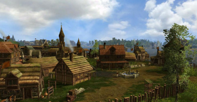 The Guild 2 Renaissance - Mod Improved Trade Routes