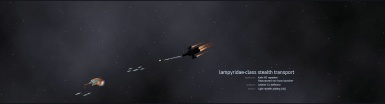Lampyridae-class Stealth Transport
