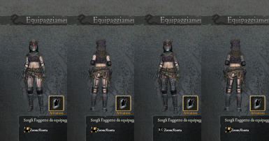 Immortal's Armor Set