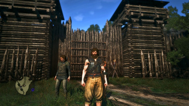 Natural Graphical MOD By Moiker