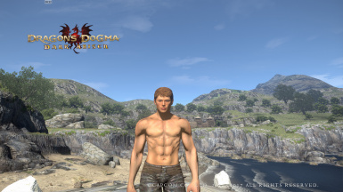 Cleaner Male Body Texture