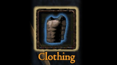 Easy clothing inventory ID