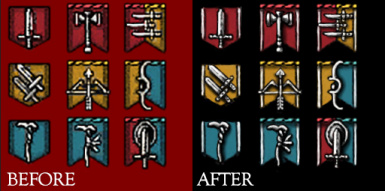 CUSTOM JOBS ICONS