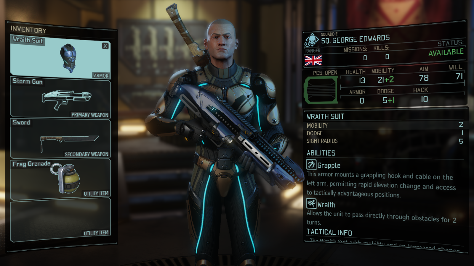 Armor Stat Customiser at XCOM2 Nexus - Mods and Community