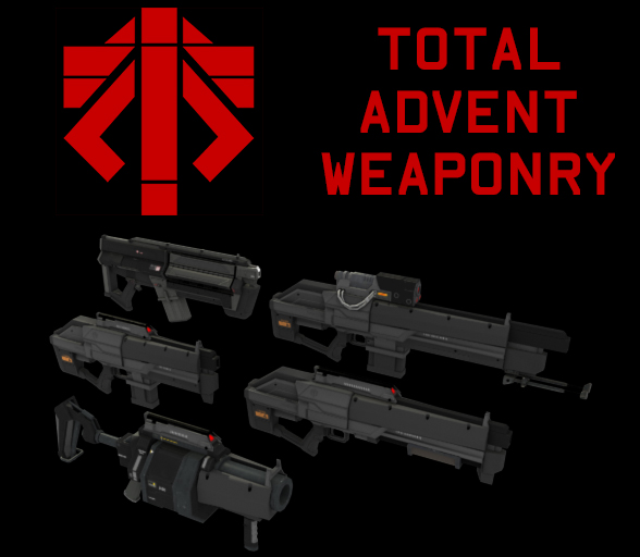 total advent weaponry at xcom2 nexus mods and community. Black Bedroom Furniture Sets. Home Design Ideas