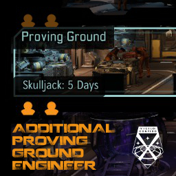 Additional Proving Ground Engineer