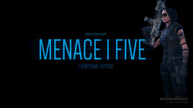 Menace 1 Five Tattoos