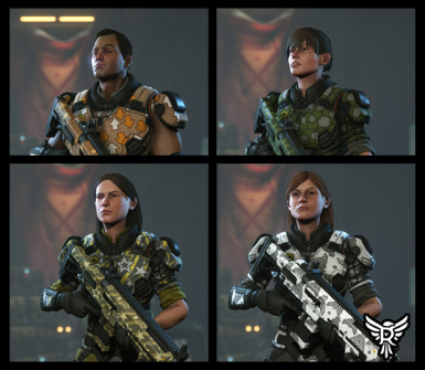 Ravenmores Digital Camo Patterns