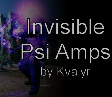 Invisible PsiAmps