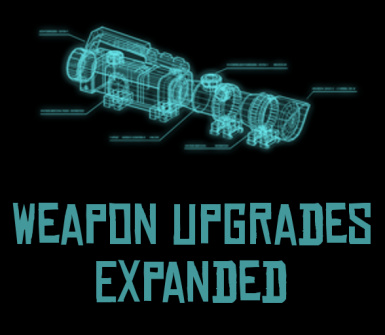 Weapon Upgrades Expanded