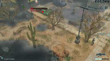 Display Shot Chance for XCOM and Aliens