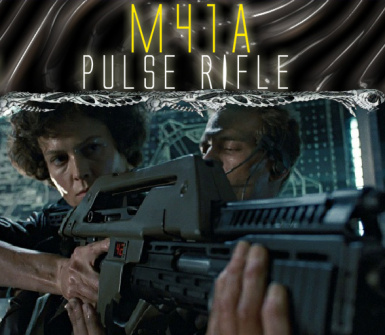 M41A Pulse Rifle from Aliens