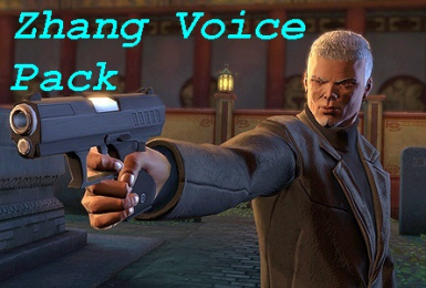Zhang Voice Pack (Chinese accent)