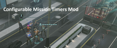 Configurable Mission Timers