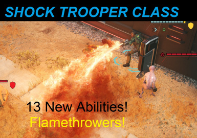The Shock Trooper Class