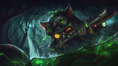 Omega Squad Teemo voice pack
