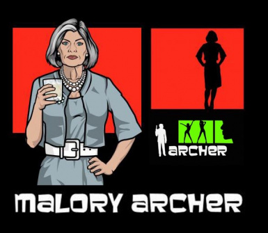 ARCHER's Malory Archer Voicepack