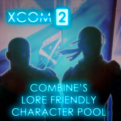 Combine's Lore Friendly Character Pool