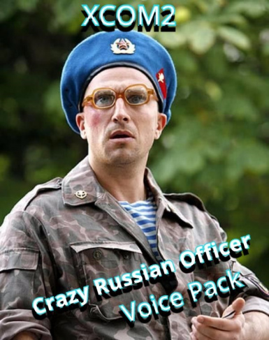 Crazy Russian Officer Voice Pack
