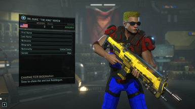 All Hail The King Baby (Duke Nukem Character)