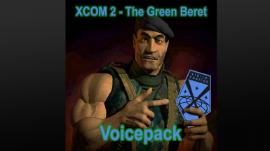 Green Beret Voice Pack