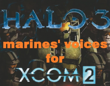 Halo 3 Marines Voices