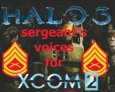 Halo 3 Sergeants Voices