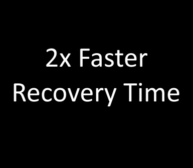 2x Wound Recovery speed