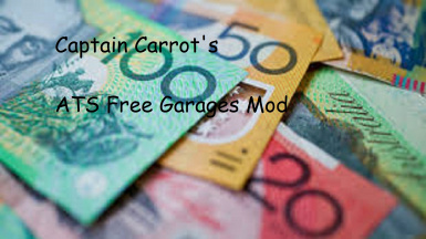 Captain Carrot's ATS Free Garages Mod